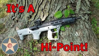 Hi Point / High Tower Bullpup Stock Review (Tricked Out Hi-Point Carbine First Impressions) MBS 95