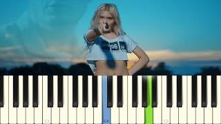 Emrah Karaduman - Cevapsız Çınlama ft. Aleyna Tilki - Piano Öğretici