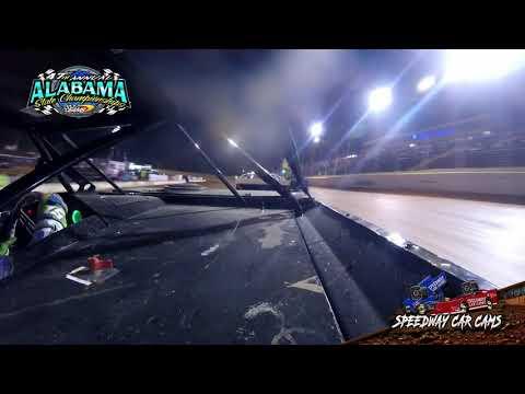 #2 Heath Minor - Mini Stock - 9-21-19 East Alabama Motor Speedway - In-Car Camera