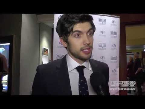 Carter Jenkins and I get deep on the Red Carpet!
