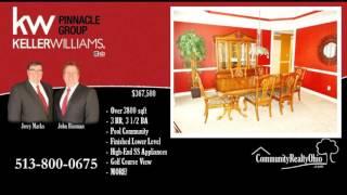 wonderful 3 bedroom 3 5 bath ranch home for sale in shaker run lebanon oh 45036