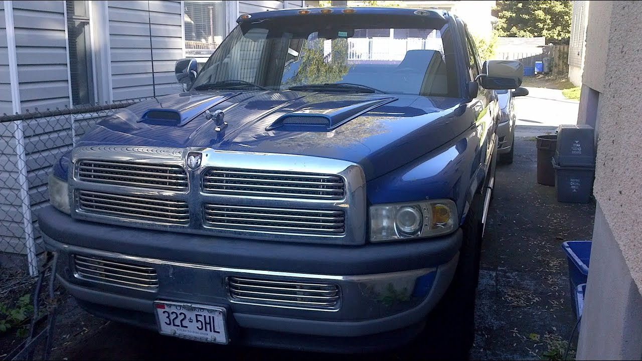 1997 Dodge Ram 1500 Laramie Slt For Sale St Catharines