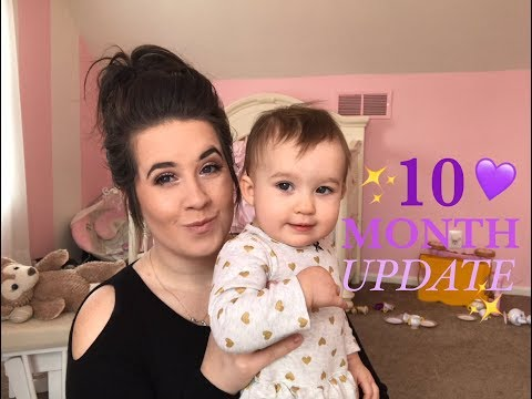 DEALING WITH SLEEP REGRESSION + BABY SELF SOOTHING  | 10 MONTH BABY UPDATE