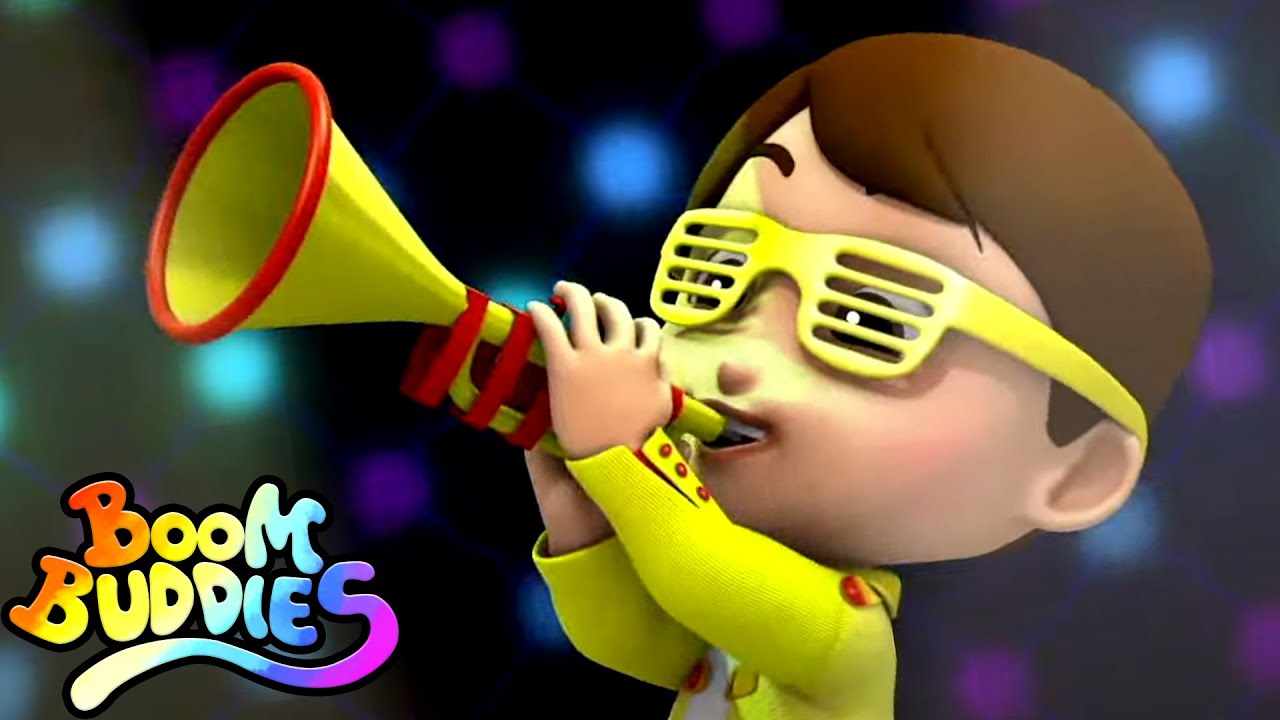 Musical Instruments Song | Educational Songs For Kids | Nursery Rhymes and Baby Song | Boom Buddies