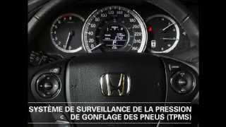 Système de surveillance de la pression des pneus (TPMS)
