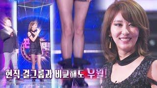 김완선, 현직 아이돌과 비교해도 우월한 몸매 《Fantastic Duo》판타스틱 듀오 EP21