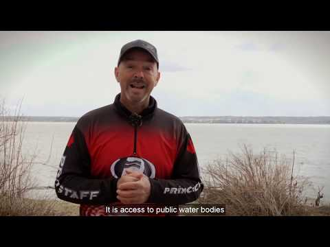 Daniel Robitaille asks the fishermen to support the APSQ