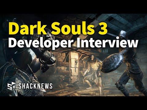 Dark Souls 3 Developer Interview