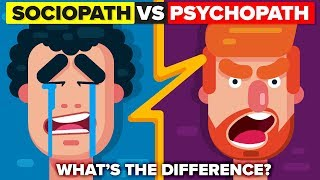 Sociopath vs Psychopath - What's The Difference?