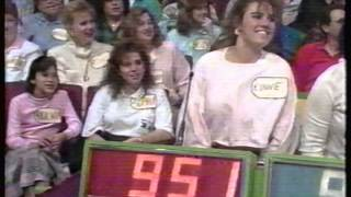 Daddy on Price is Right 03 01 1988