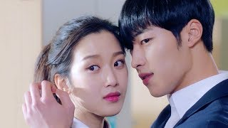 We Can't be Romantically Involved. Okay? ..Woo Do Hwan ❤️ Moon Ga Young [Tempted]