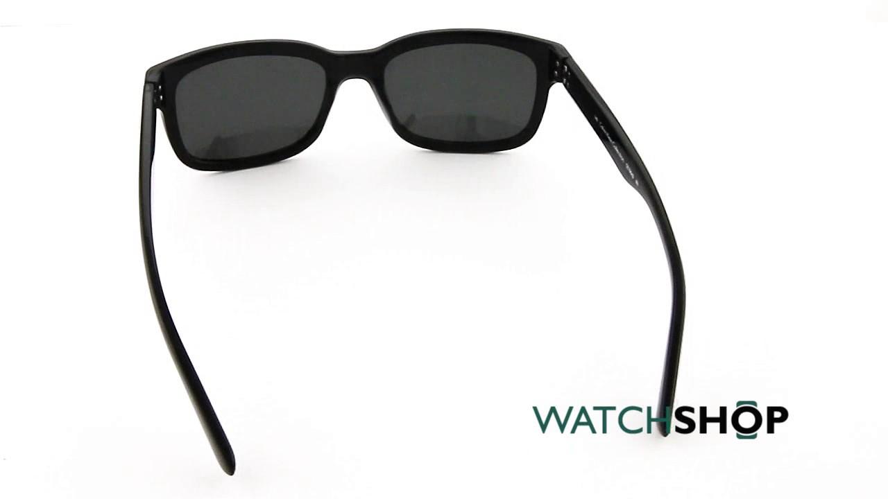 b30633cf30e Calvin Klein Collection CK7964S Sunglasses (CK7964S-001) - YouTube