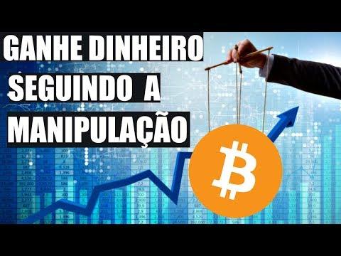 Ganhe Dinheiro Seguindo as Baleias! Previsão sobre a Manipulação do Bitcoin