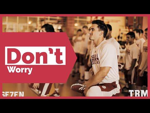 """Don't Worry"" Ft. CJ Beatty (Baseball & Life Motivation)"