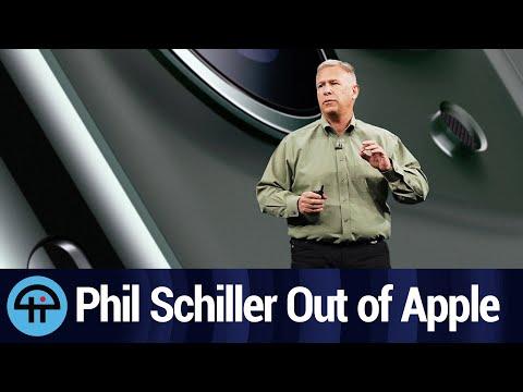 Phil Schiller Becomes Apple Fellow