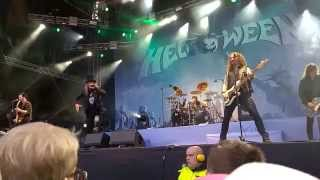 Helloween - Halloween/Sole Survivor/I Can/Are You Metal? Live @ South Park - Festival 6.6.2015