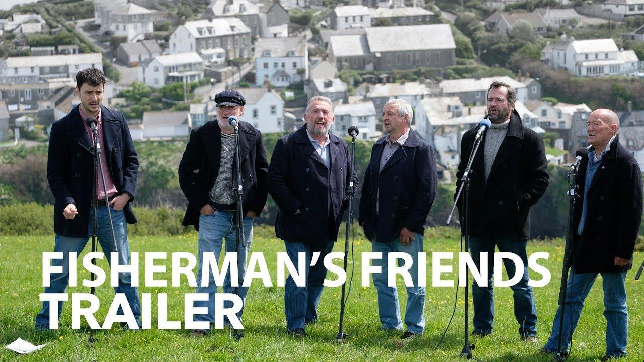 FISHERMAN'S FRIENDS trailer