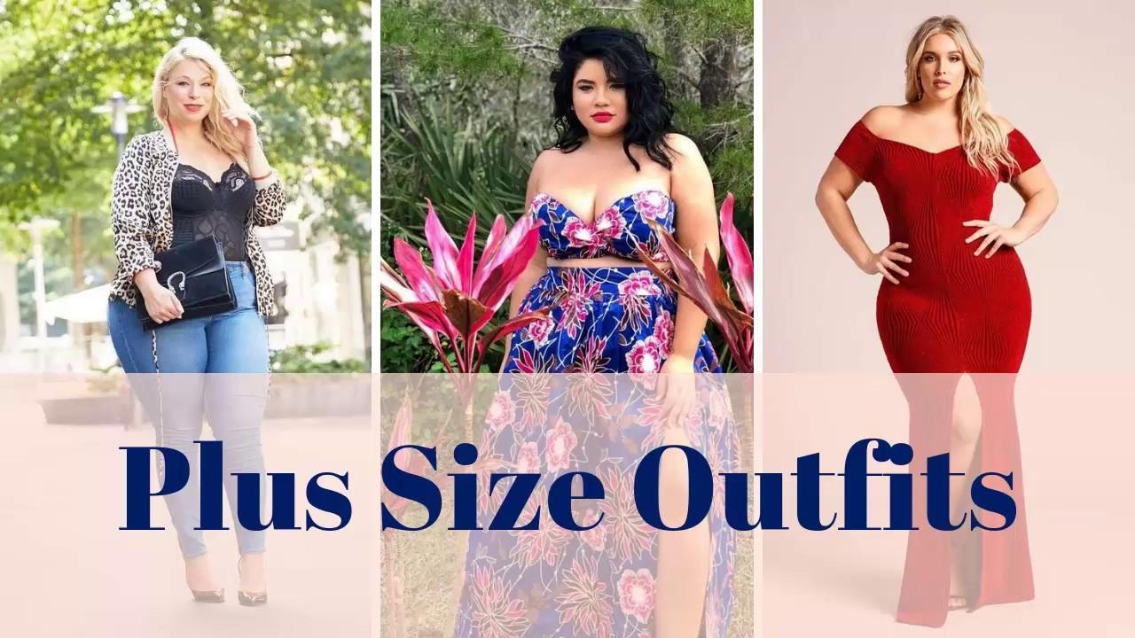 Plus Size Outfits, Plus Size Dress Ideas, Curvy Women Dresses, Curvy ...