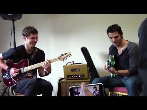 Mark Lettieri and Landon Jordan jam 2