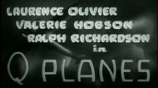 Q Planes (1939) [Comedy] [Thriller]