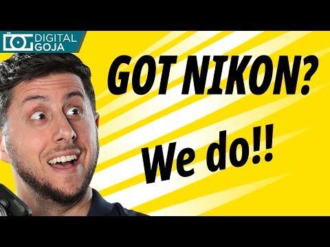 New Nikon Authorized Dealer   Florida's Largest Nikon Selection!