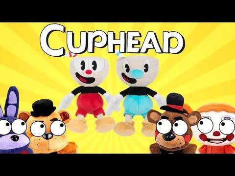 FNAF Plush - Cuphead