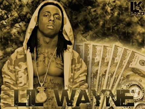 Lil Wayne ft Rich Boy , Nas & John Legend  Ghetto Rich