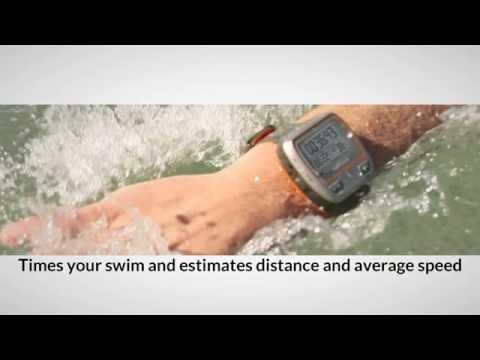 Garmin Forerunner 310XT GPS Multisport Watch Review   GPS Sports Watch with HRM