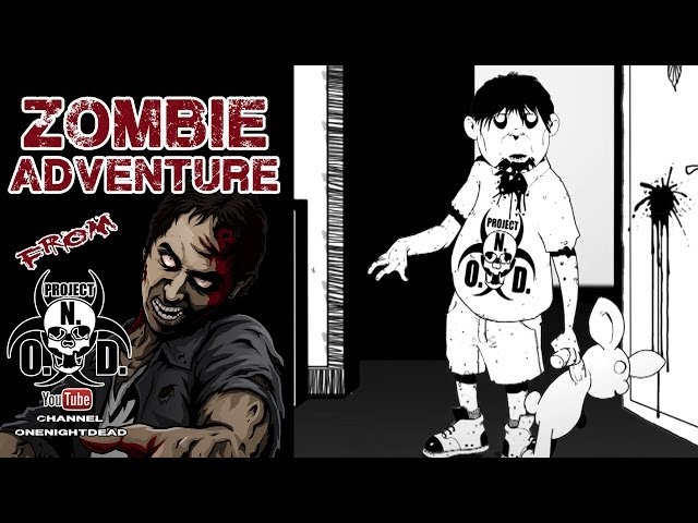 Zombie Adventure Story - One Night Dead