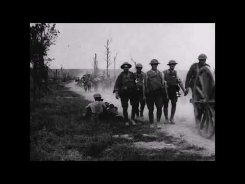 The Capture Of Messines 1917 (speed Corrected)