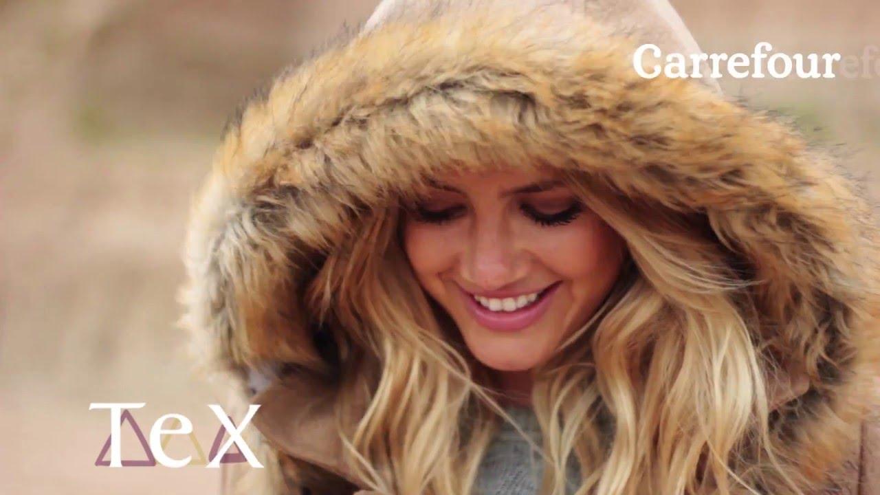 Temporada Otoño|Invierno 2016.  TEX. Carrefour Argentina