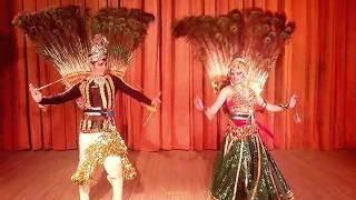 шоу балет Тадж  Сочи танец Павлинов