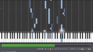 Michael Giacchino - Star Trek Main Theme (Star Trek Into Darkness OST). How to play (piano solo).