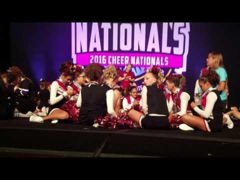 Cheer notionals awards