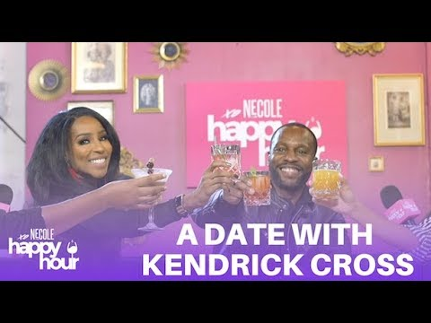 A HAPPY HOUR DATE WITH A VEGAN (Feat. KENDRICK CROSS)