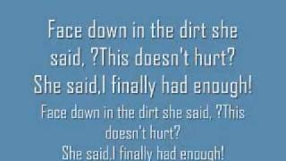 Face Down - Red Jumpsuit Apparatus (Lyrics)