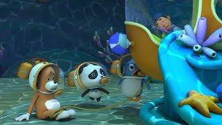★NEW★潜水艦が壊れて動かないよ!| 赤ちゃんが喜ぶアニメ | 動画 | BabyBus thumbnail