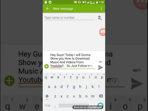 How To Download MP3 and Videos from Youtube