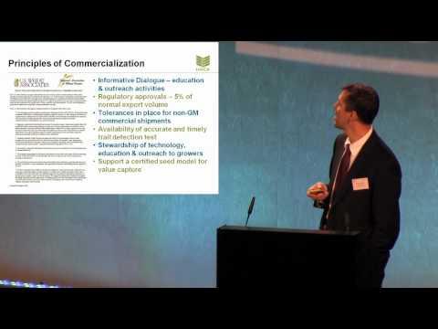 Shannon Schlecht on Developments in Biotech Wheat - A US Perspective
