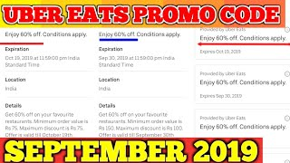 Uber eats promo code 2019 NEW UPDATE 50% offer june with