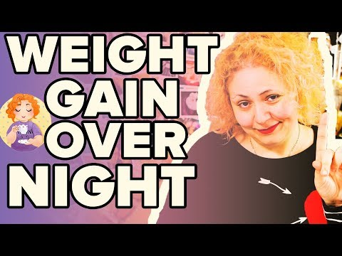 3 Reasons for Weight Gain on Keto ⚖ WHY!?! ��