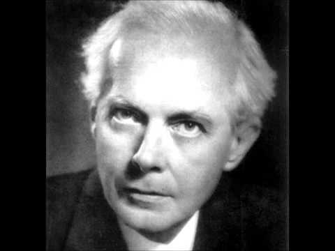 Bartok 44 duos - No. 37 Prelude and Canon (Perlman, Zukerman)