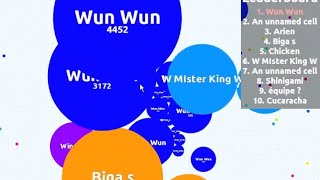 Agar.io - Solo Players getting punished by Anti-Teaming Update aswell thumbnail