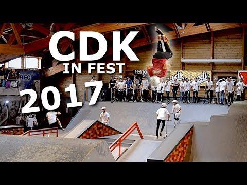 CDK IN FEST 2017 / AVEC LE CHAMPION DU MONDE !