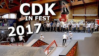 CDK IN FEST 2017 / AVEC LE CHAMPION DU MONDE !