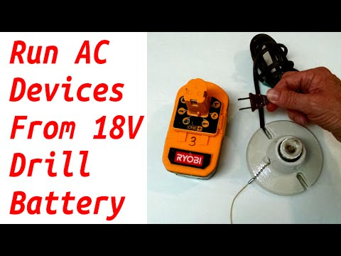 Dewalt 14.4 volt battery cheat from YouTube · Duration:  1 minutes 32 seconds