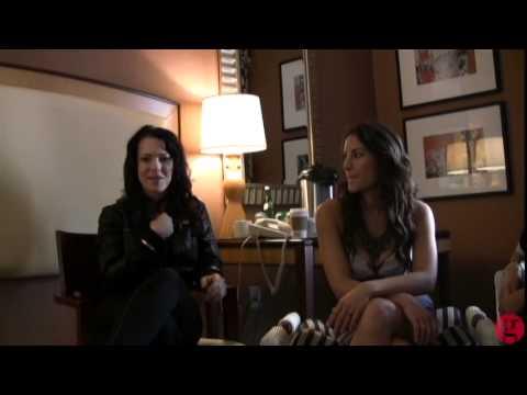America Olivo, Julia Voth & Erin Cummings talk 'Bitch Slap' @ TIFF '09