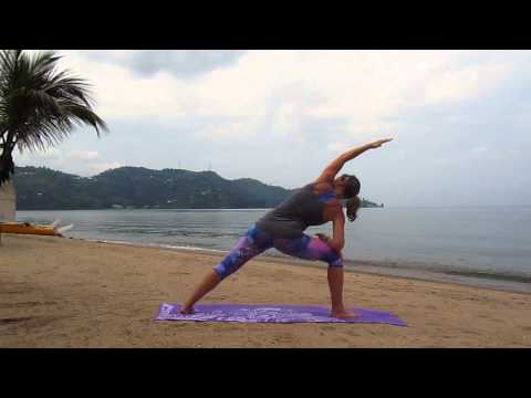 Global Fusion Yoga - Episode 4 - Lake Kivu, Rwanda
