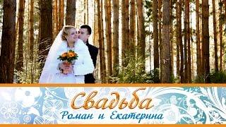 Свадьба Роман и Екатерина 14 03 2015
