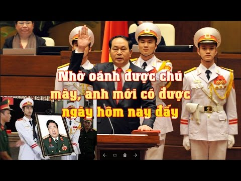 Đập tan cuộc đảo chánh của Phùng Quang Thanh, Bộ trưởng CA Trần Đại Quang được làm chủ tịch nước